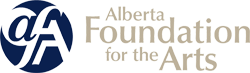 Alberta Arts Foundation Logo